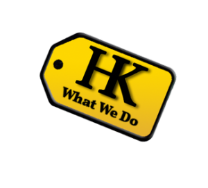 HK-SW logo with 'What We Do' text